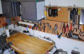 9 métodos de almacenamiento de información de herramienta inusual para su taller