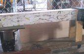 Cómo hacer un steambox para doblar la madera
