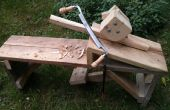 Restauración de un antiguo Drawknife