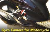 Cámara de giro para moto