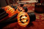 Luces solares de Halloween