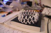 Pulsera Twisty impreso 3D