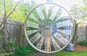 Molino de rueda de bicicleta