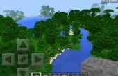 Semilla para Minecraft PE