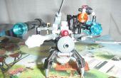 Cómo hacer un impresionante aspecto Lego caza droide