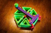 Trasmallo de Arquímedes - impresión 3D