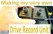 Una unidad disco unidad (DRU) de mi coche!