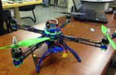 3D impreso & QuadCopter de fibra de carbono