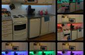 Luces de la barra de Led de cocina