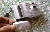 Reparación de cubierta de batería de la cámara