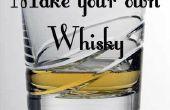 Construir un Whisky todavía