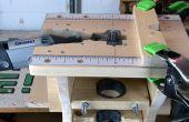 Mini-Hanon / Router / modelador para herramienta rotatoria Dremel