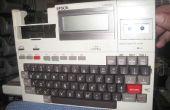 Reparar una Epson Hx20 con voz Real