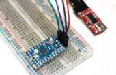 Programar Arduino Mini 05 FTDI Basic