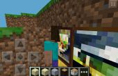 Truco de Minecraft PE secreto pared