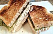 Sándwich de ensalada de atún! (edición menos aburrido)
