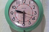 Revivir un reloj Vintage
