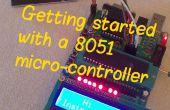 Para empezar con un microcontrolador 8051