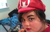 Super Mario Crossplay Costume!