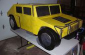 Transformers Costume: H1 Hummer