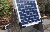 Registrador de datos de energía solar