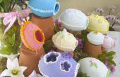 Panorama de azúcar huevos