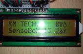 SenseBox 13-Arduino Sensor caja