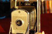 Cómo modificar una cámara Polaroid de tierra a tomar película de 35mm