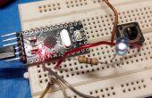Fácil Arduino Pro Mini TV-B-Gone disfrazado