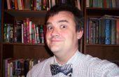Más fácil (y más barato) corbata de moño