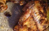 Bangin'alitas de pollo de Rancho