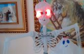 Esqueleto de Halloween Arduino