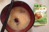 """Desayuno nutritivo chino """"zhou"""""""
