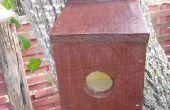 Wood diy Bird House