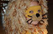León disfraces de Halloween.