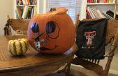 Hacer un Halloween calabaza ponche