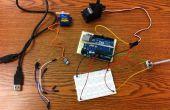 Arduino + servos + potenciómetro