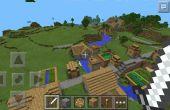 Las semillas Minecraft Pe 0.9.0