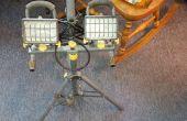 Halógena para luz de trabajo LED conversión