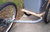 Remolque de bicicleta bricolaje