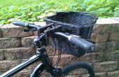 Soporte de recambio para una cesta de mimbre la bicicleta Schwinn