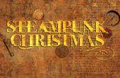 Mi Navidad de Steampunk