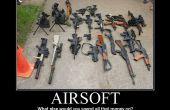 Cómo elegir un rifle de aire.