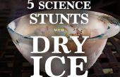 5 trucos de ciencia fenomenal, hechos con hielo seco