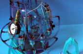 Los músculos de aire: Hacer un músculo Artificial de control del Robot
