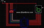Contador Manual binario de 4 bits: NI Multisim (Video incluido)