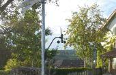 Estación de viento accionado Solar GSM