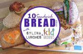 10 formas de uso SANDWICH pan para comer