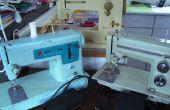 Máquinas de coser antiguas son tesoros escondidos!