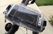 Manija barra montaje de bicicleta para iPhone 3gs/4/4S
